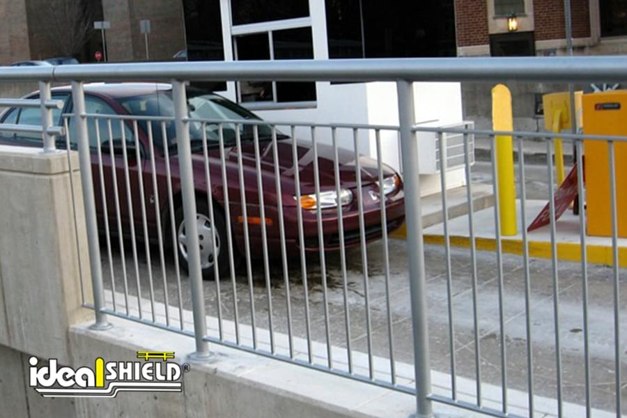 Ideal Shield's Steel Handrail with Picket