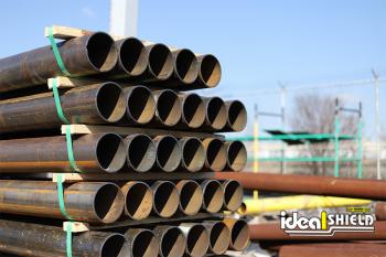 Steel Pipe Bollards
