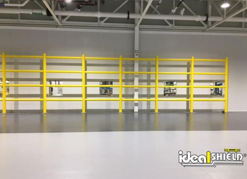 Ideal Shield's Wall System Installation