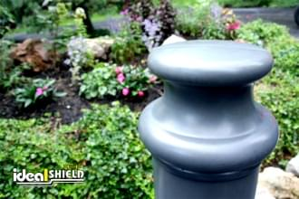 Pawn Decorative Bollard Cover