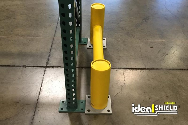 Ideal Shield's One-Line Rack Guard System