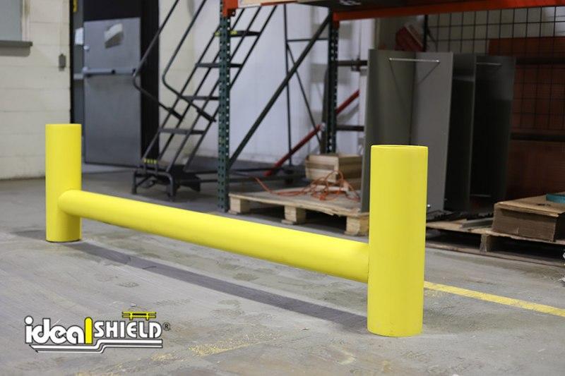 Ideal Shield's Core & Drop One-Line Rack Guard