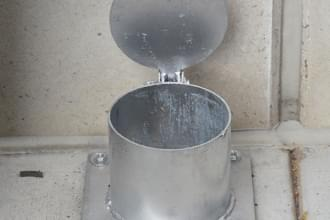 Removable Locking Bollard Stand