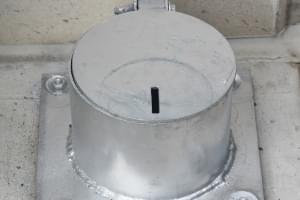 Removable Locking Bollard Stand