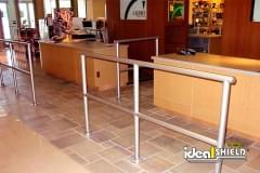 Retail - Aluminum Handrail