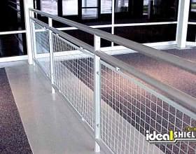 Aluminum Handrail Indoor Retail