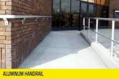 Retail - Aluminum Hardrail
