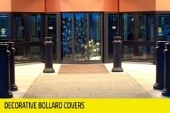 Retail - Decorative Bollard Covers