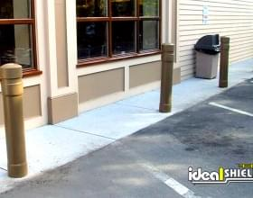 "Ideal Shield's 6"" Architectural Bollards Covers"