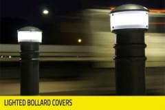 Retail - Lighted Bollard Covers