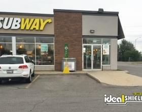 Subway Sign Base