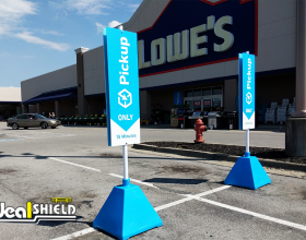 Ideal Shield custom Sign Bases at Lowe's
