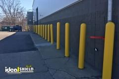 "Warehouse - 1/4"" Bollard Covers"
