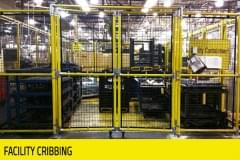 Warehouse - Facility Cribbing