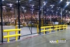 Warehouse - Heavy Duty Guardrail