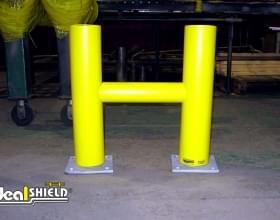 Rack Guard Warehouse Protection