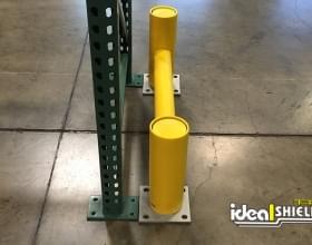 Rack Guard Warehouse Pallet Rack Protection - Side