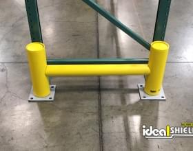 Rack Guard Warehouse Pallet Rack Protection - Front