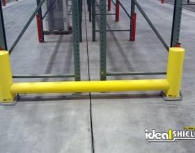 Rack Guard Warehouse Pallet Rack Protection