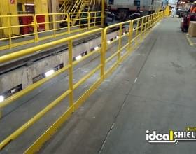 Steel Hand Rail System