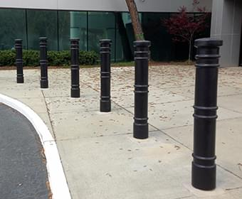 Decorative Bollard 10 best bollard covers to improve appearance | ideal shield