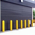 Ideal Shield plastic bollard covers