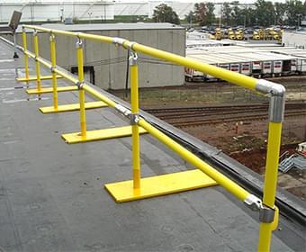 Multiple Varieties Of Handrail Ideal Shield