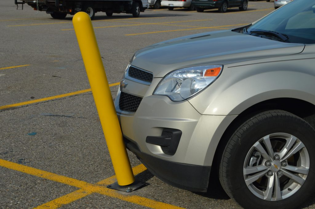 Ideal Shield's Flexpost flexible bollard