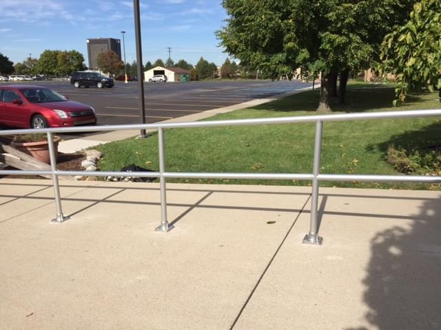 HRI - Handrail - Installation