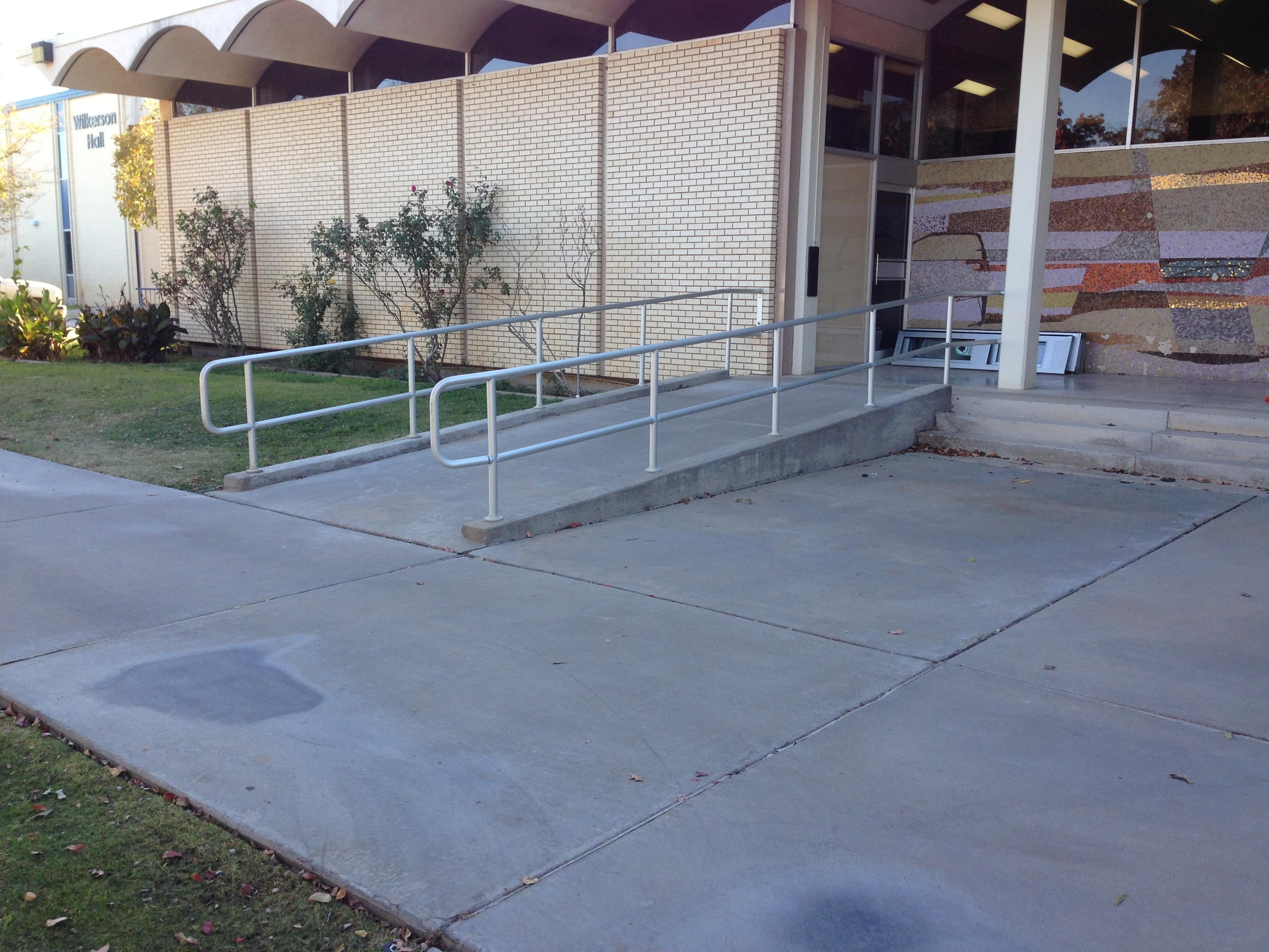 Wheelchair Ramp Requirements Ideal Shield