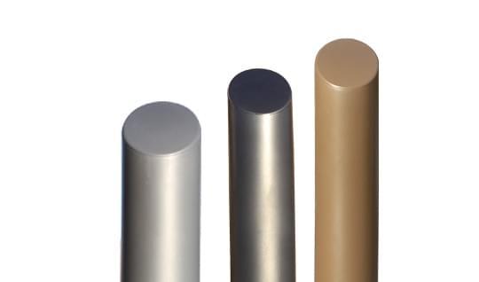 Metallic Bollard Colors