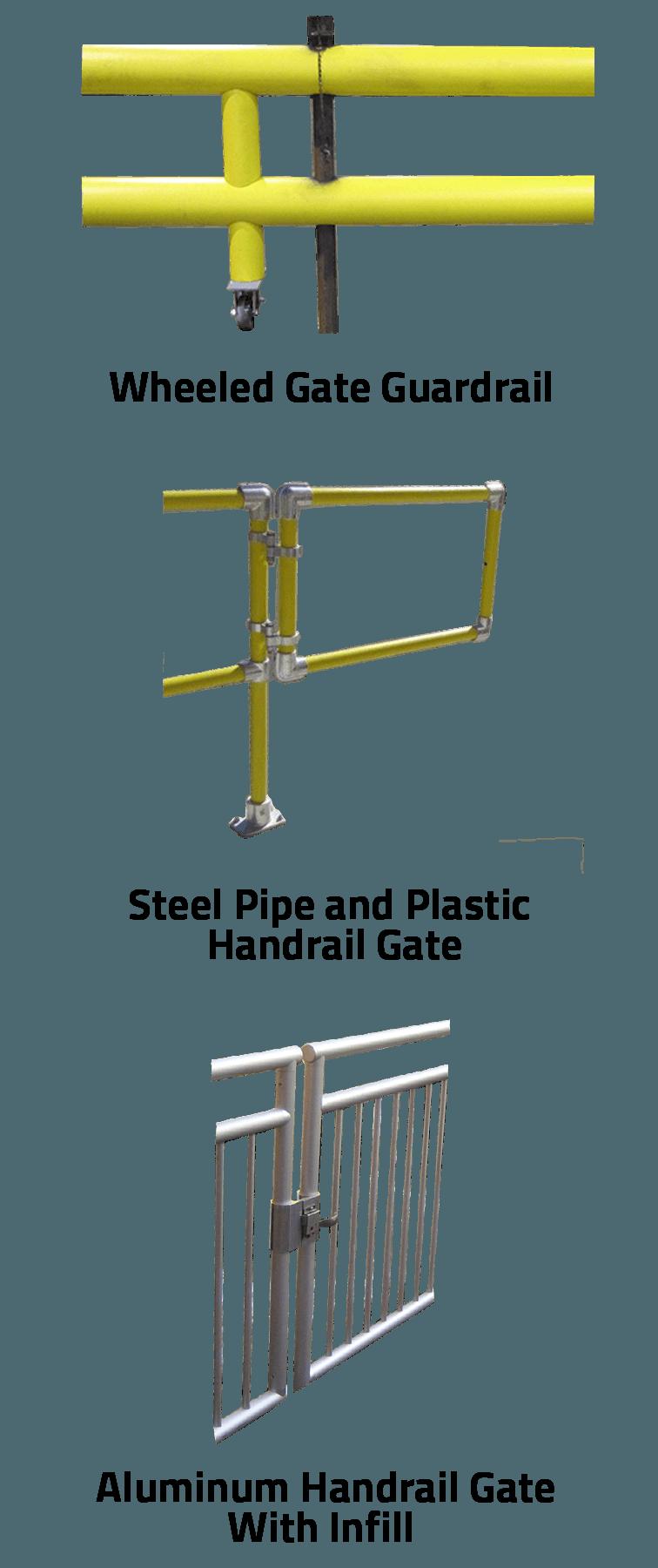 Gated Railing Options