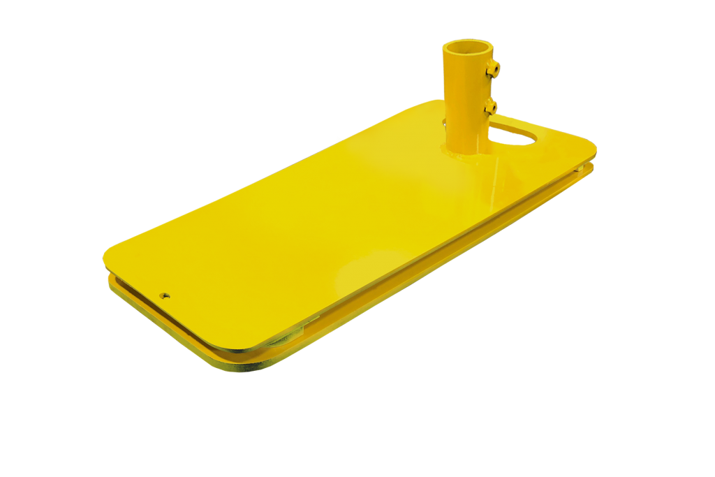Ideal Shield's Roof Rail Stackable Base Plate