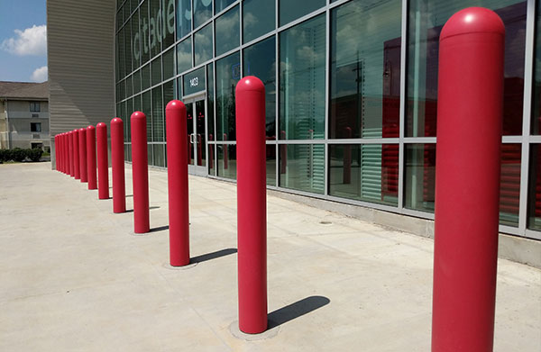 "1/4"" Bollard Covers and Post Sleeve Products 
