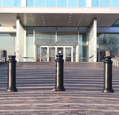 10 Inch Pawn Decorative Bollard Covers