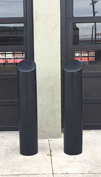 "10"" Skyline Decorative Bollard Cover"