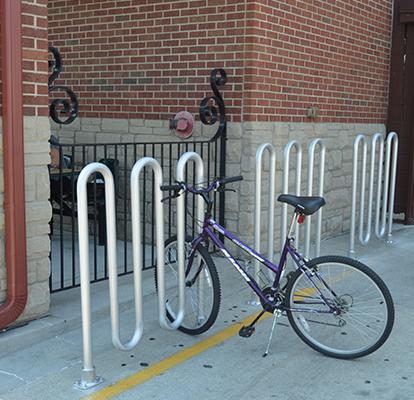 Bike Rack System