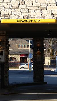 Clearance Bar