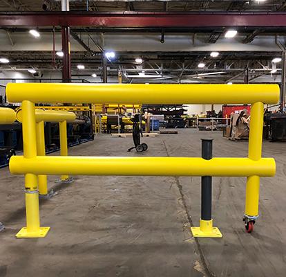 Custom Railing & Gates