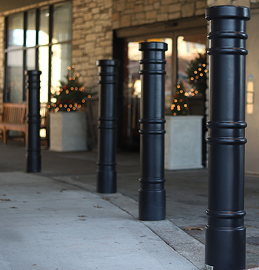 Decorative Bollard Covers