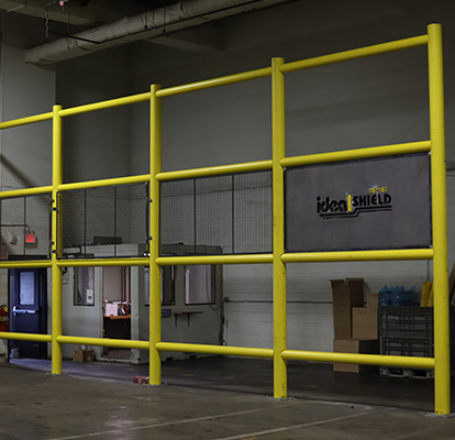 Safety Wall Guard System