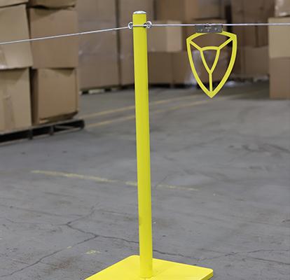 Ideal Shield Warning Line System