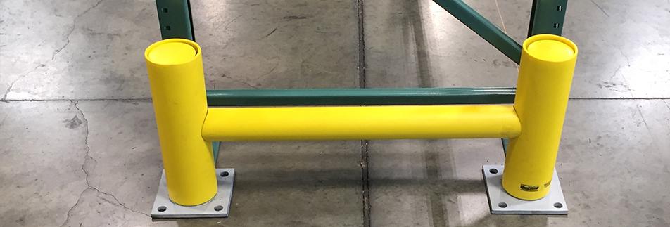 Rack System Guardrail