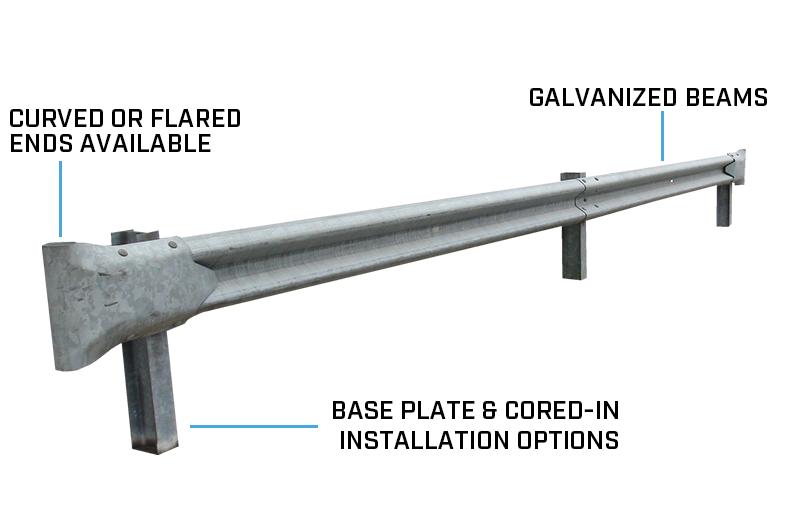 Highway Guardrail   Ideal Shield