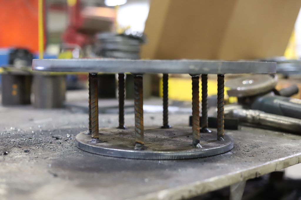 Ideal Shield's custom designed spools