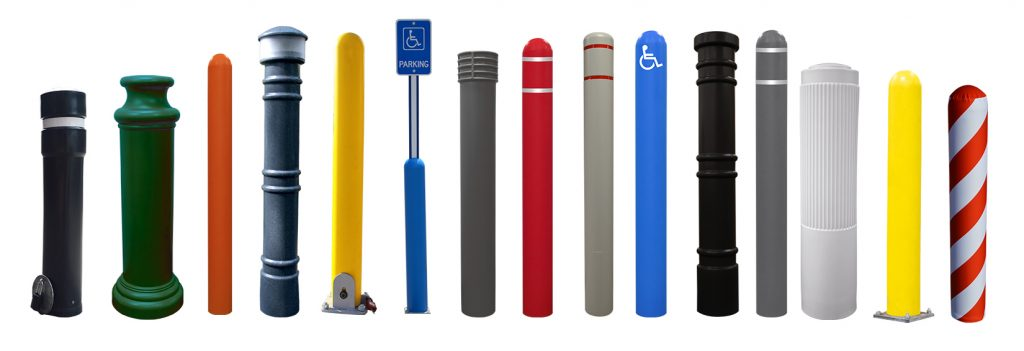 Ideal Shield's Bollards and Bollard Covers